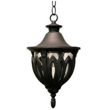 <strong>Melissa Lighting</strong> Tuscany TC3600 Series 3 Light Hanging Lantern