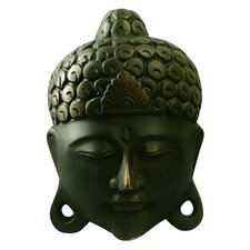 <strong>Global Pickings</strong> Natural Home Decor Radiance Buddha Bust