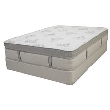 "Gramercy 14"" Plush Hybrid Mattress"