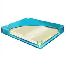 <strong>Classic Brands</strong> Comfort Cloud Hardside Waterbed Mattress Bladder