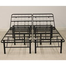 Adjustable Platform Metal Bed Frame