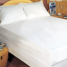 "<strong>Bargoose Home Textiles</strong> Allergy Care 9"" Cotton Mattress Cover"