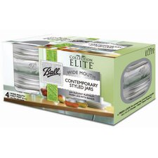 Platinum Collection Elite Jar (Set of 4)