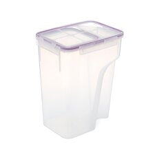 23 Cup Jumbo Flip Top Rectangular Cereal Keeper