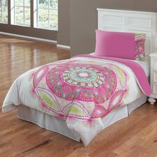 Sun Medallion Comforter Set