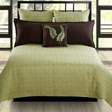 <strong>Hallmart Collectibles</strong> Matrix Coverlet Set