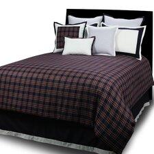 Dover Plaid Comforter Set