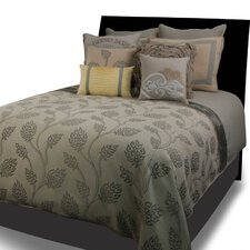 <strong>Hallmart Collectibles</strong> De La Ville Comforter Set