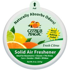 8 Oz Citrus Magic Scented Air Freshener