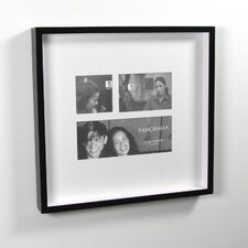 <strong>Boom Design</strong> Two Tone Picture Frame Collage