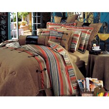 <strong>kathy ireland Home by Hallmart</strong> Hacienda Spice 9 Piece Comforter Set