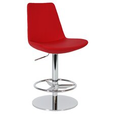 Eiffel Piston Adjustable Height Bar Stool