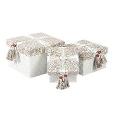 Swanson Storage Gift Box (Set of 3)
