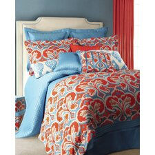 Ikat Bed Skirt