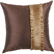 St. Lucia Synthetic Pillow with Braid