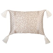 Lumina Synthetic Pillow with Tassels