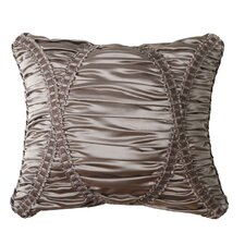 La Rose Synthetic Pillow with Braid