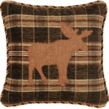 <strong>Jennifer Taylor</strong> Woodland Synthetic Pillow with Cordand Applique