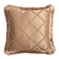 <strong>Jennifer Taylor</strong> Alamosa Pillow with Braid and Brush Fringe