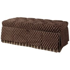 <strong>Jennifer Taylor</strong> Broderick Rayon / Polyester Storage Bedroom Bench