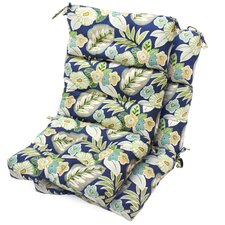 High Back Chair Cushion (Set of 2)