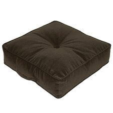 <strong>Greendale Home Fashions</strong> Omaha / Amigo Fabric Square Floor Nylon Pillow