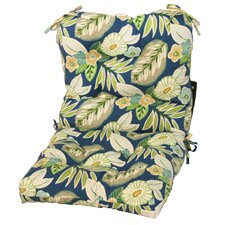 <strong>Greendale Home Fashions</strong> Outdoor Seat / Back Chair Cushion