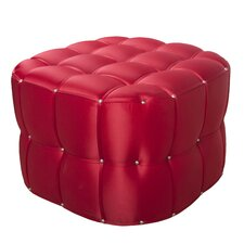 China Tufted Ottoman