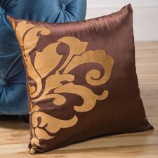 Fusion Decorative Pillow with Embroidery
