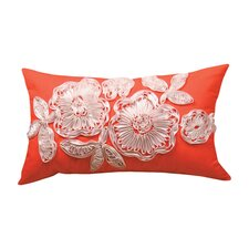 <strong>Sandy Wilson</strong> Floral Decorative Pillow