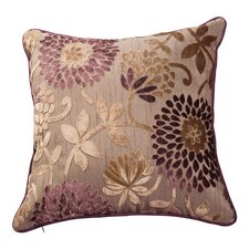 <strong>Sandy Wilson</strong> Daphne Decorative Pillow with Self Cord in Purple