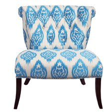 <strong>Sandy Wilson</strong> Ikat Slide Chair