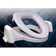 EZ Boost Raised Toilet Seat