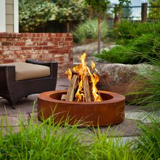 Orbea Burning Fire Pit