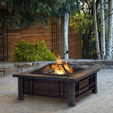 Morrison Wood-Burning Fire Pit