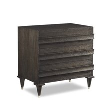 Logan 3 Drawer Nightstand
