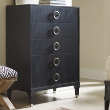 <strong>Brownstone Furniture</strong> Atherton 5 Drawer Standard Chest