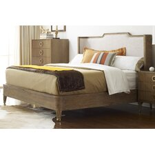 Atherton Wingback Bed