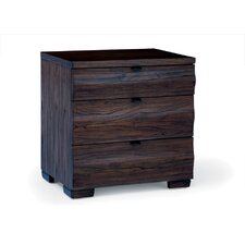 <strong>Brownstone Furniture</strong> Hampton 3 Drawer Chest