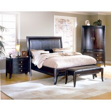Lisbon Queen Sleigh Bedroom Collection