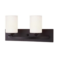 Hampton 2 Light Bath Vanity Light