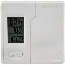Control Line Voltage Thermostat