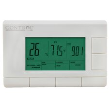 5+1+1 Day Programmable Thermostat