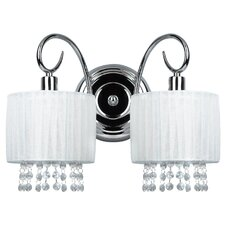 Michele 2 Light Bath Vanity Light