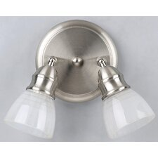 <strong>Canarm</strong> Stardust 2 Light Bath Vanity Light