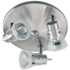 <strong>Canarm</strong> Orion 3 Light Flush Mount
