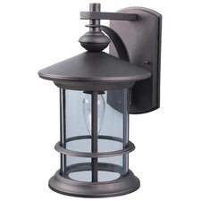 Treehouse 1 Light Outdoor Wall Lantern