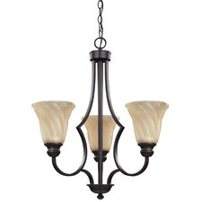 Allyson 3 Light Chandelier