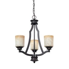 <strong>Canarm</strong> Warren 3 Light Chandelier