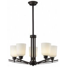 Quincy 5 Light Chandelier